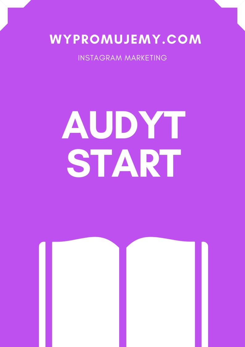 Audyt-profilu-start-promowanie-instagrama-wypromujemy.com