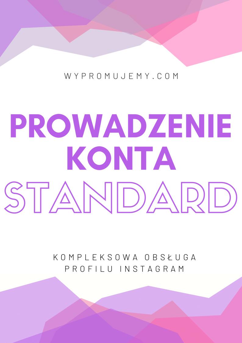 Prowadzenie-konta-Instagram-standard-wypromujemy.com